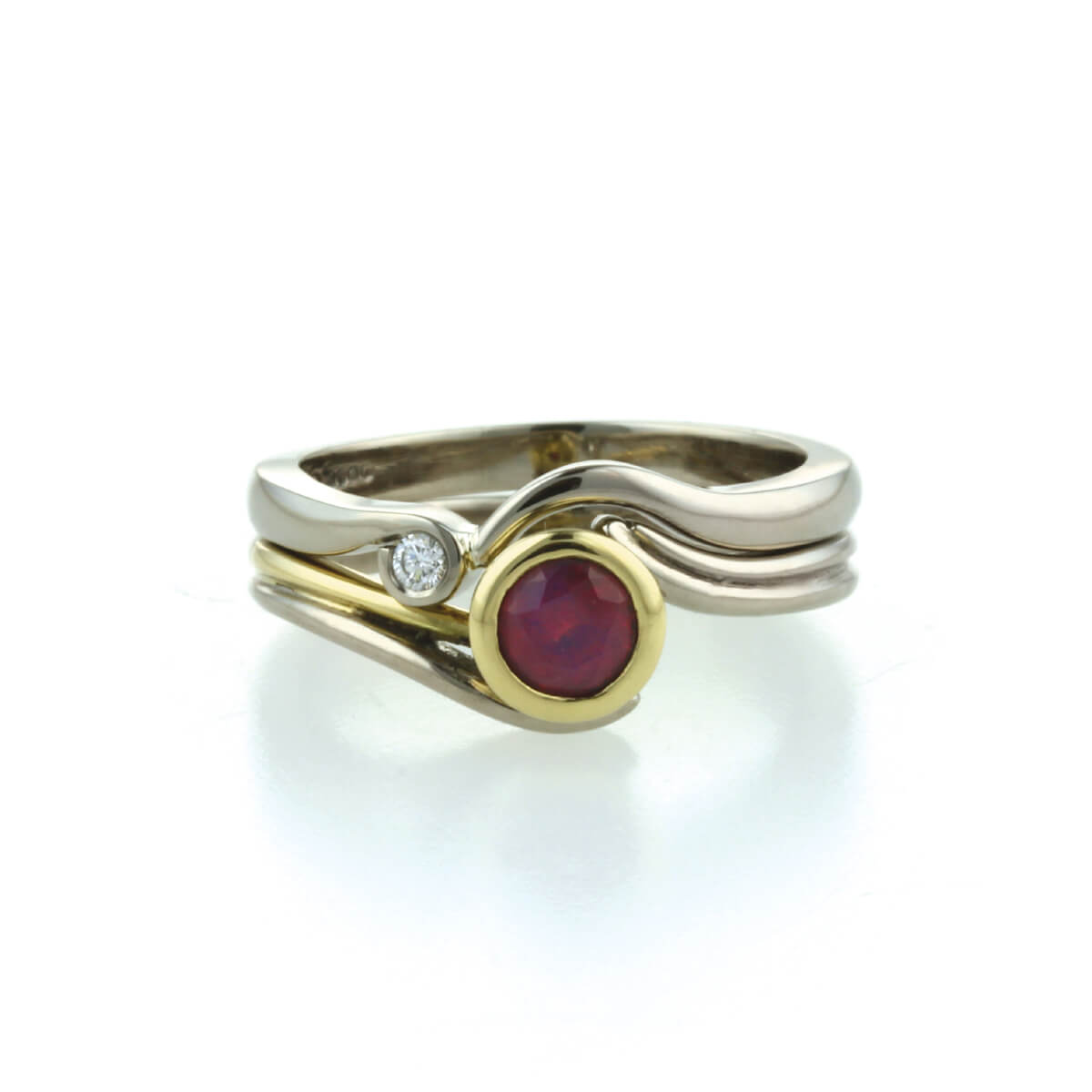 18ct-white-gold-yellow-gold-ruby-and-diamond-bridal-jewellery-copy