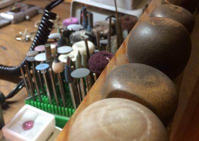 Just a few jewellers handpiece tools