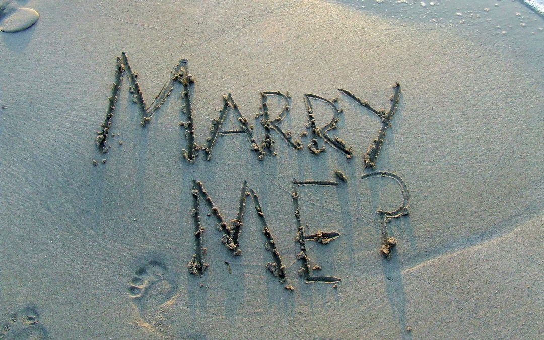 How To Sneak Your Engagement Ring Abroad & Propose
