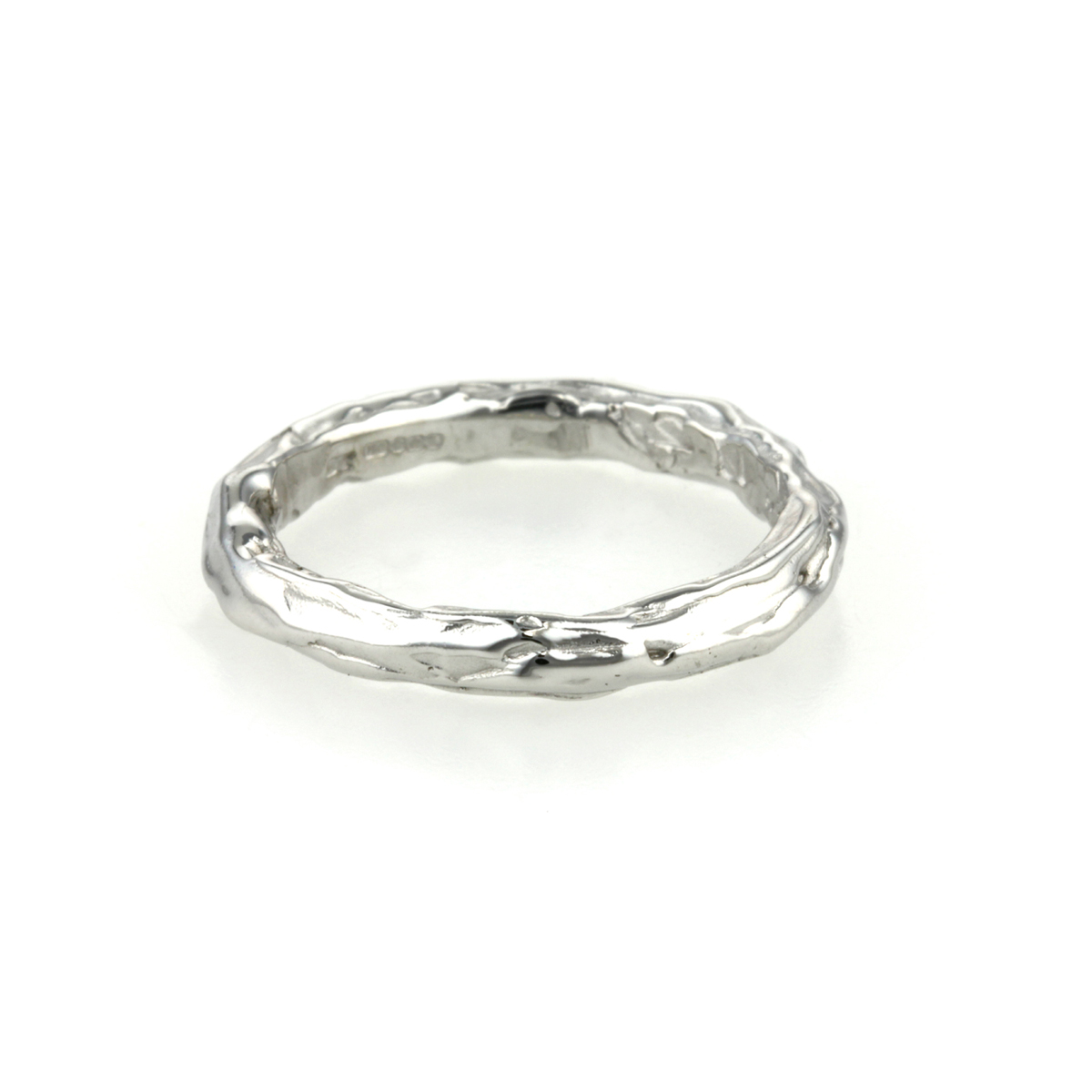 18ct white gold wedding ring copy