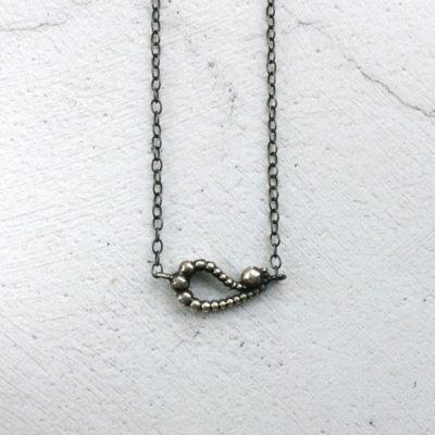 Oxidised-Silver-Offset-Paisley-Pendant-Aimee-Winstone