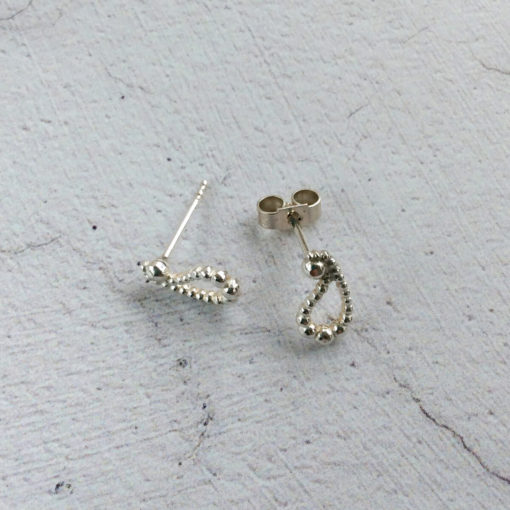Small-Silver-Paisley-Stud-Earrings