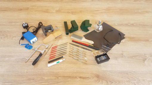 Advanced wax carving toolkit Aimee Winstone